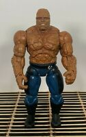 Fantastic Four Movie The Thing Clobber N' Crush Figure Marvel ToyBiz 2005