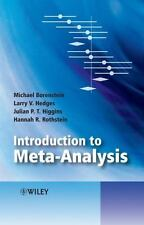 Introduction to Meta-Analysis: By Borenstein, Michael, Hedges, Larry V., Higg...