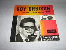 ROY ORBISON 45 TOURS HOLLANDE IT'S OVER