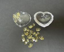 "BEAUTIFUL SWAROVSKI CRYSTAL 2004 MAGIC OF DANCE ""ANNA'S HEART"" JEWELRY BOX, MINT"