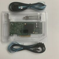 OEM LSI 9300-8I PCI-Express 3.0 8-Port SAS3 12Gb/s HBA + 2X 8643 to SATA cable