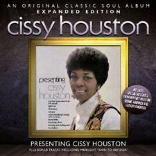 Cissy Houston - Presenting Cissy Houston (2012)  CD Expanded Edition  NEW/SEALED