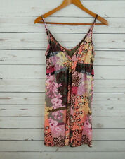 Lucky Brand Bathing Suits Womens Size XS - S  Swim dress Cover up Top B5
