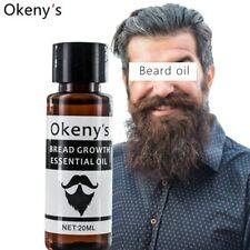 Men Hair Beard Fast Growth 100% Natural Plant Serum Treatment Oil 20ml Liquid