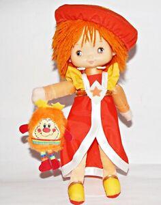 Regina Regenbogen /Rainbow Brite Lala Orange / Maria Mandarina
