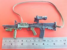 1/6 scale BBI British Army SA-80 A2 rifle custom weapon gun for 12 inch figure