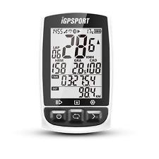 iGPSPORT iGS50E Fahrrad GPS Computer Kilometerzähle Kabellos Tacho ANT+ IPX7