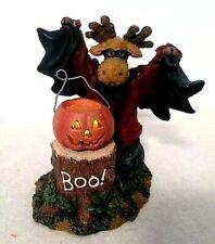 "Boyds Moose Troop ""Count Mooseula…Boo"" #4014767- 1E- New -2010"