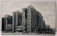 Washington DC The New Colonial Hotel Postcard D3