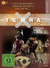 Terra X - F wie Fälschung II... Vol. 9 # 3 DVD Box