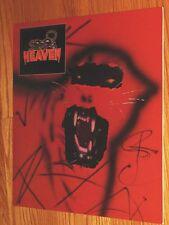 VINYL LP Heaven - Where Angels Fear To Tread Brighton Columbia BFC 38937