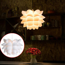 Modern Lotus Ceiling Pendant Light Lamp Shade Chandelier Suspension Lighting vbn