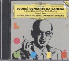 Lourie: A Little Chamber Music CD