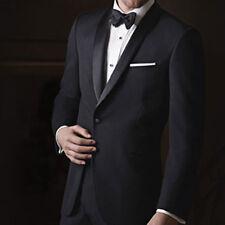 Italian Wool Custom Made to Measure Bespoke Tailor Made Tuxedo / Dinner Suit