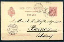 1892.ESPAÑA.ENTERO POSTAL.EDIFIL 31(o).USADO.CATALOGO 10 €