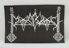 MOONBLOOD Band Logo (Embroidered Small Patch) (New)