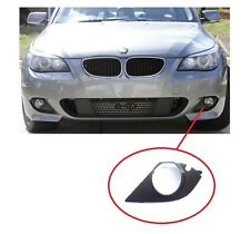 BMW 5 E60 E61 2003-2010 M SPORT FRONT LEFT BUMPER FOG LIGHT COVER TRIM GRILL