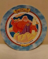 1997 Mcdonald's Disney Hercules Plastic Plate ZEUS
