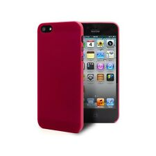 Coque Ultra Fine 0.3mm Frost Pour iPhone 5 / 5S / SE Fuchsia