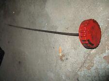 Saab 900 Turbo Dipstick Oil Cap 8 valve 1979-1987 RED 9361650