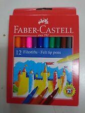 Faber Castell 1 Stück Fasermaler Filzstifte Auswaschbar 554212