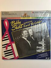 Bobby Short and Friends (Live at the Carlyle) Laserdisc Jack Lemmon Lucie Arnaz