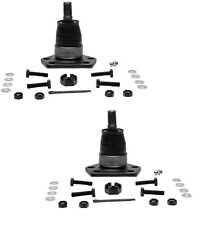 Pair Set of 2 Front Lower Suspension Ball Joints Kit ACDelco For Buick Chevy GMC