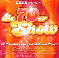 70er Show (RTL, 2003) Dan Hartman, Baccara, Village People, Amanda Lear.. [2 CD]