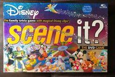2004 1st Edition Disney Scene It DVD Game By Mattel ~ COMPLETE