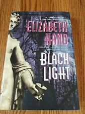 Black Light by Elizabeth Hand (1999, Hardcover with dust jacket)