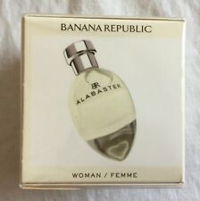 NEW Banana Republic Alabaster Woman Eau de Parfum .25 Fl Oz In Retail Box