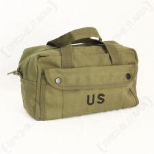 Khaki US Army Tool Bag-Custodia da Viaggio Wash Pack Militare Soldato USA da viaggio NUOVO
