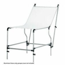Manfrotto 320PSL Mini Still Life Table w/o Plexiglass Cover (Silver)