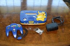 Nintendo 64 Pikachu w/Ultra HDMI Retroactive v 1.06 Bundle UltraHDMI + Expansion