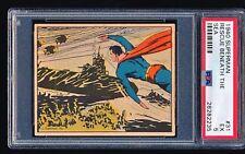 1940 Gum Inc. Superman RESCUE BENEATH THE SEA #31 PSA 5 - No Creases