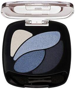 L'Oréal Paris Colour Riche Dual Effects Eye Shadow Quad-280 Eternal Blue