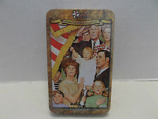 1765 Jigsaw Puzzles #85006 Norman Rockwell Salute The Flag NIB!