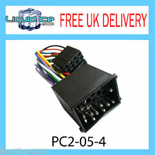 PC2-05-4 NLANDROVER DISCOVERY ISO LEAD STEREO HEANUNIT HARNESS WARING ADAPTOR