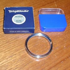 48mm push-on fit VOIGTLANDER FOCAR A f=1m boxed