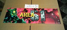 "AREA 51 NEW OLD STOCK MARQUEE ( NOT REPRODUCED ) ""FACTORY NEW"""