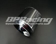 65mm Inlet Carbon Fiber Cold Flow intake Filter / Air Intakes Turbo Filter