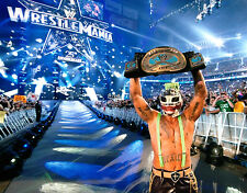 Rey Mysterio 8x10 Glossy WWF Pro Wrestling Photo WWE Lucha Libre 619 Joker 1
