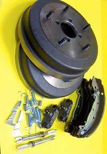 Bremstrommel Satz für Suzuki Samurai -Santana mit Bremsbacken Bremszylinder