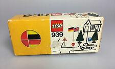 LEGO® System Erweiterungs Set Neuware 939 Flaggen Fahnen Schilder von 1973 (2)