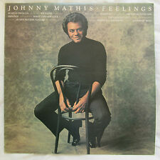 UNPLAYED Johnny Mathis LP  Feelings Original Vinyl