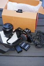 Sony Alpha A7 24.3 Mpix Fotocamera Digitale Mirrorless kit con lente 28-70mm