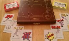 Baseball Card & Peg Board Game