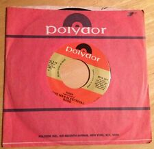 Five Man Electrical Band 45 Signs / Absolutely Right  reissue NM
