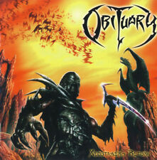 "OBITUARY ""Xecutioner's Return"" CD 2007 Death Metal autopsy jungle rot pestilence"