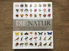 Die Natur: Die visuelle Enzyklopädie (Dorling Kindersley, geb., 2011) - SEHR GUT